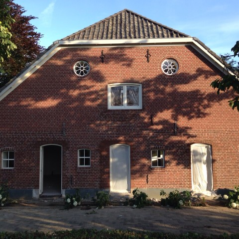 Verbouw boerderij De Heurne