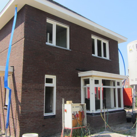 Nieuwbouw woning in Zelhem