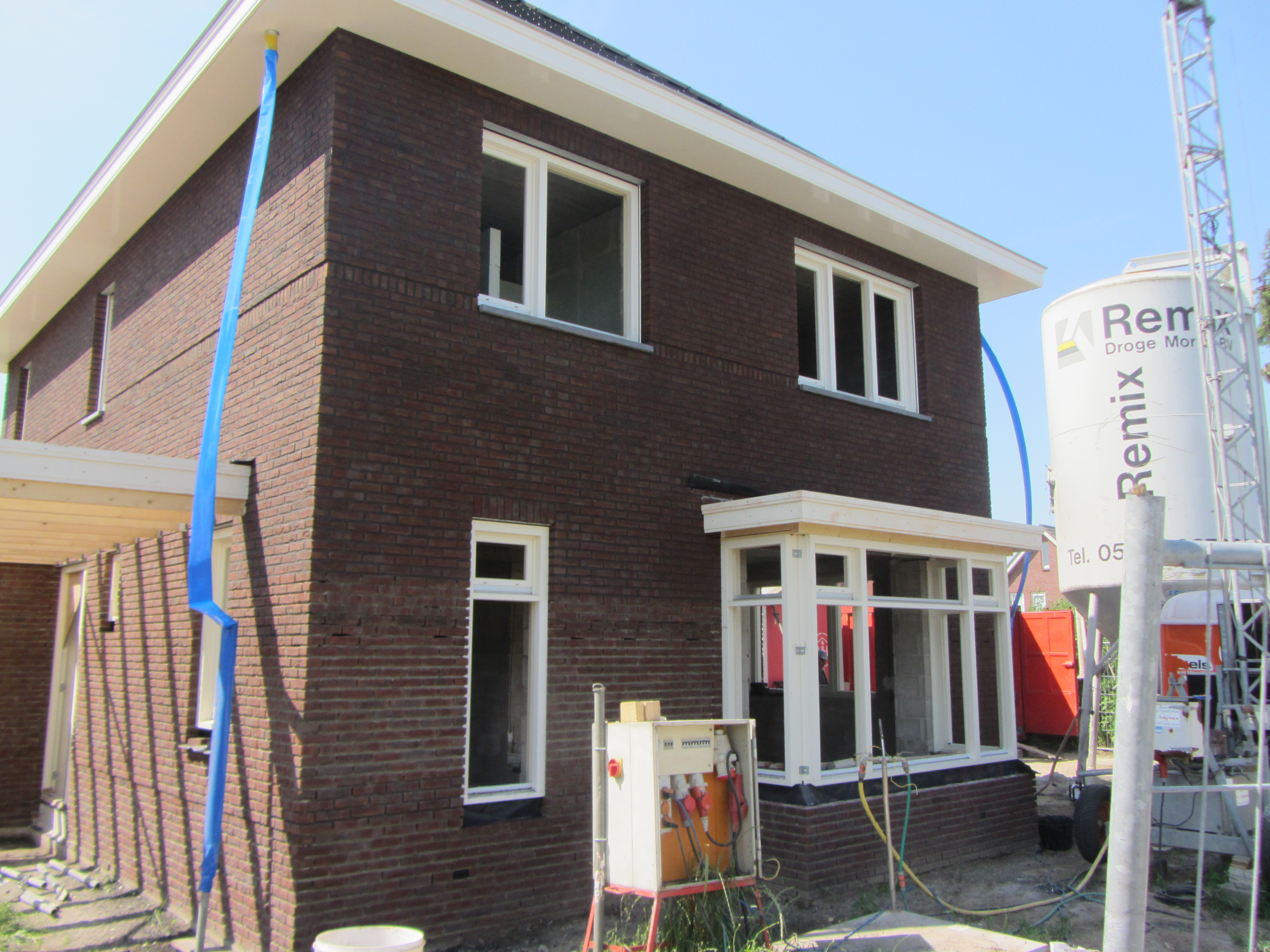 Bouwen of verbouwen zonder zorgen for Zelf huis bouwen kostprijs